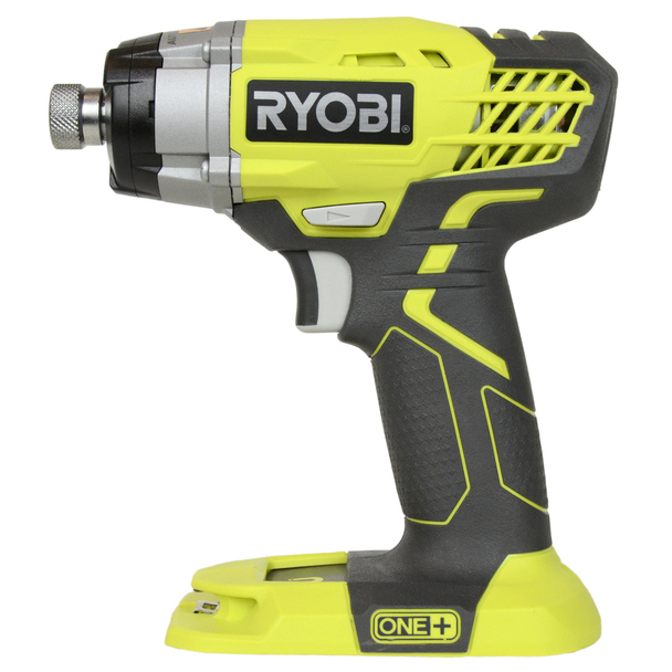 """Ryobi P236A 18V ONE+ 1/4"""" Cordless Compact Impact Driver, Tool Only"""