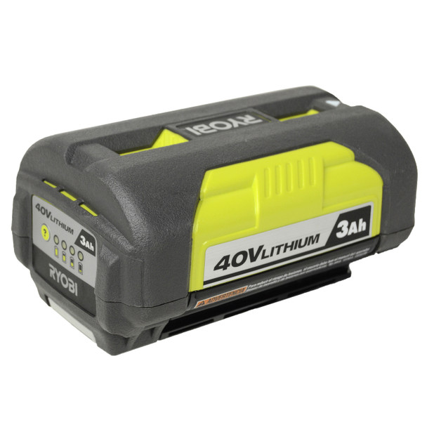 Reconditioned Ryobi OP4030 40V 3.0Ah Lithium-Ion Battery w/ Fuel Gauge
