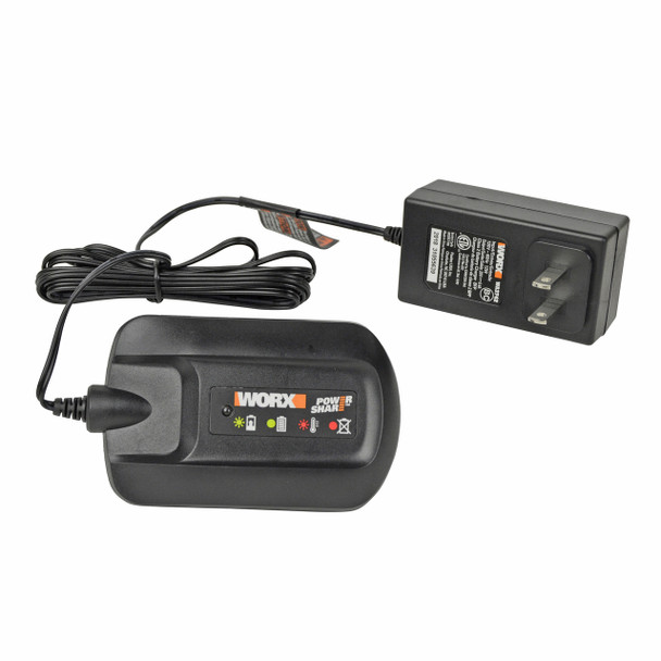 Worx WA3742 20V Max Lithium Power Share Battery Charger