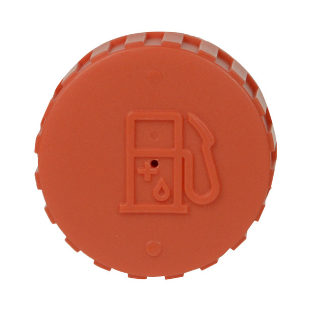 Hitachi Tanaka 669-1716 Orange Gas Tank Cap D Assembly for Trimmers