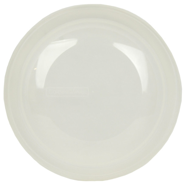 CorningWare 2.5qt Clear Round Replacement Lid for French White Baking Dish