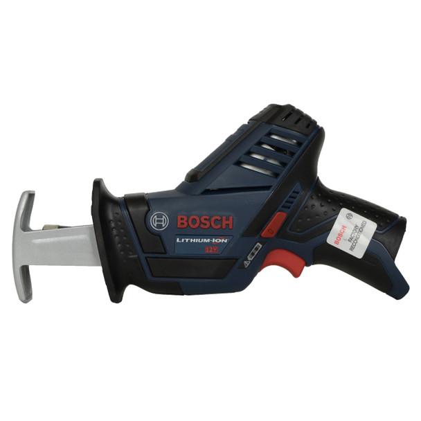 Bosch Reconditioned PS60 10.8-12V Lithium-Ion Reciprocating Saw, Tool Only