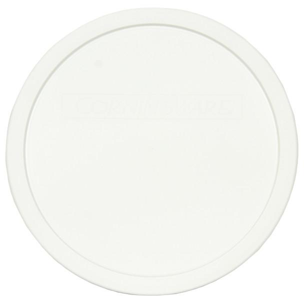 Corningware FS-1-PC French White 2.5qt Round Plastic Lid for Baking Dish