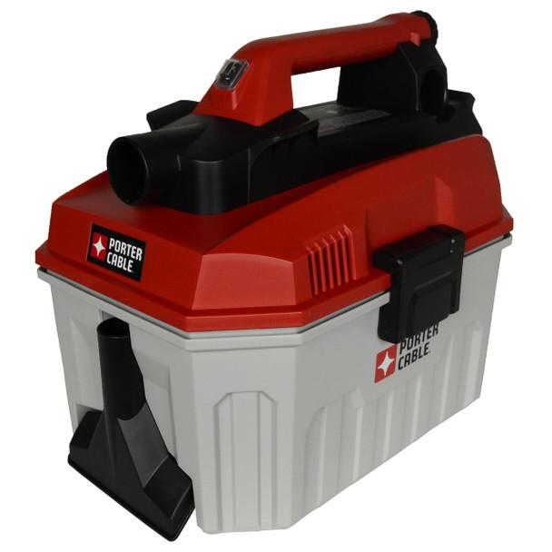 Porter Cable PCC795 20V 2 Gallon Wet/Dry Shop Vacuum Cleaner
