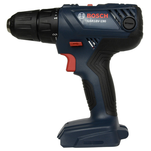"Bosch GSR18V-190 18V 1/2"" Compact Drill Driver, Tool Only"