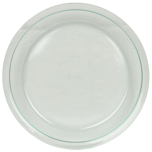 "Pyrex 23-CM 9"" Round Vintage Glass Pie Plate"