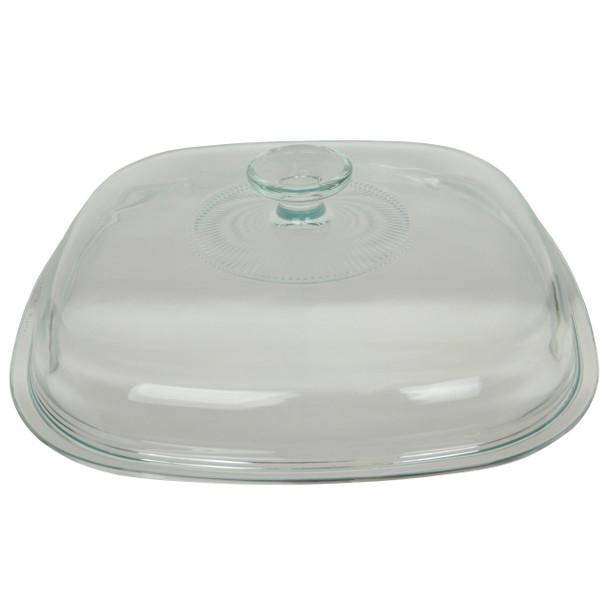 Corningware Stovetop A12 2.5L Glass Square Casserole Lid