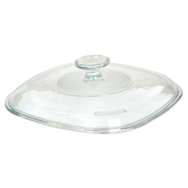 Corningware Stovetop A-9-C 2L/3L Glass Square Casserole Lid