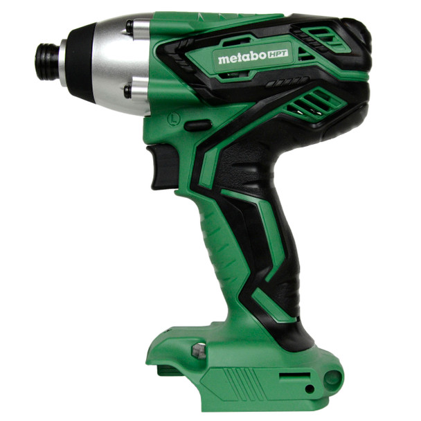 Metabo HPT/Hitachi WH18DGL 18V Lithium-Ion Impact Driver, Tool Only