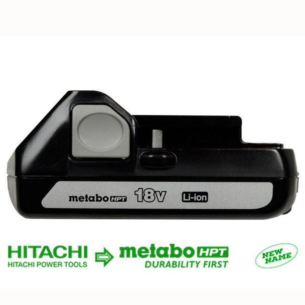 Metabo HPT/Hitachi BSL1815S 18V Lithium-Ion Compact Battery