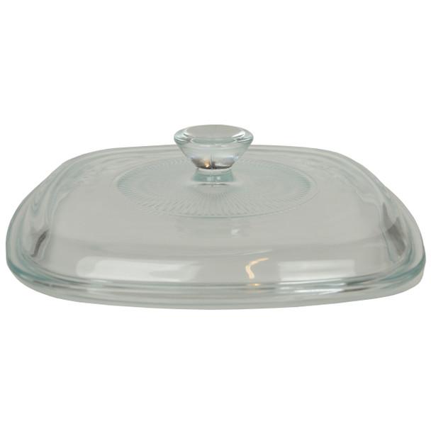 Corningware Stovetop A-7-C 1L/1.75L Glass Square Casserole Lid