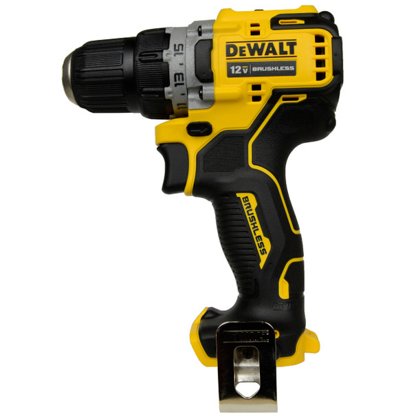 Dewalt DCD701 12V 3/8-in Xtreme Brushless Drill Driver, Tool Only