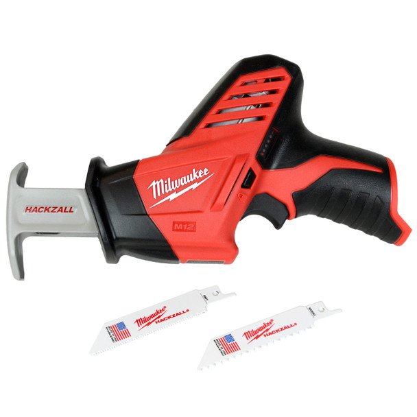 Milwaukee 2420-20 12V Compact Reciprocating Hackzall Saw