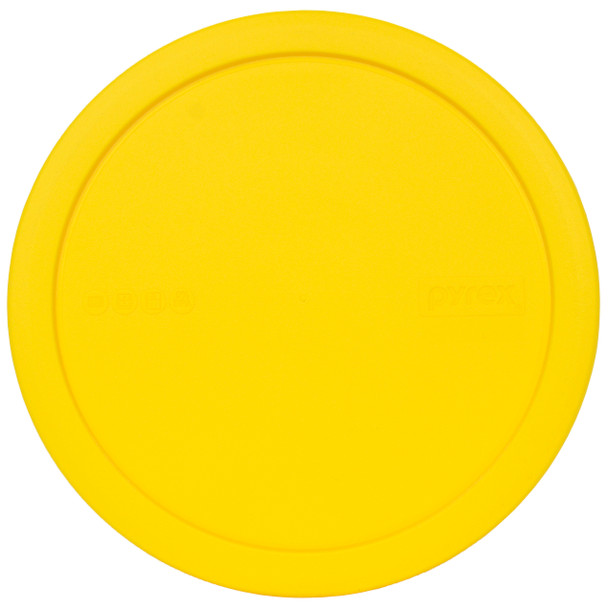 Pyrex 323-PC Meyer Yellow 1.5qt, 1.4L Round Plastic Replacement Lid
