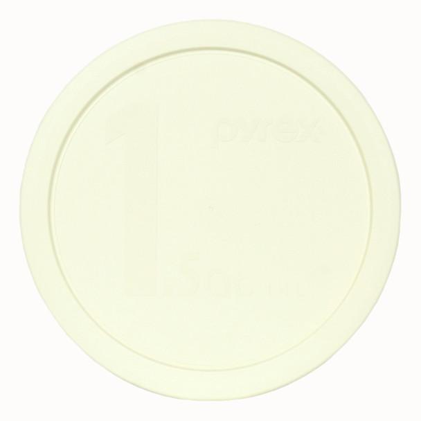Pyrex 323-PC Sour Cream 1.5qt, 1.4L Round Plastic Replacement Lid