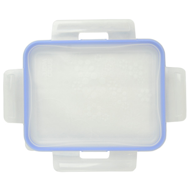 Snapware 7211R 6 Cup Total Solutions Clear Lid with Blue Gasket