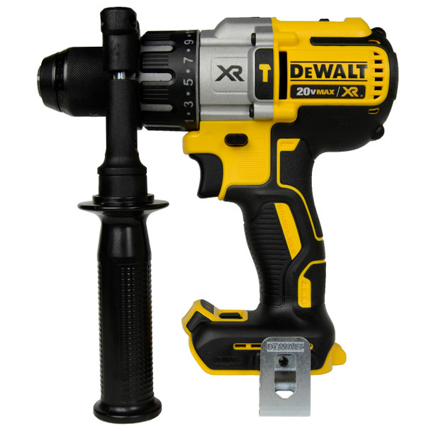 """Dewalt DCD996 20V Max Brushless 1/2"""" Hammer Drill Driver w/ Handle, Tool Only"""
