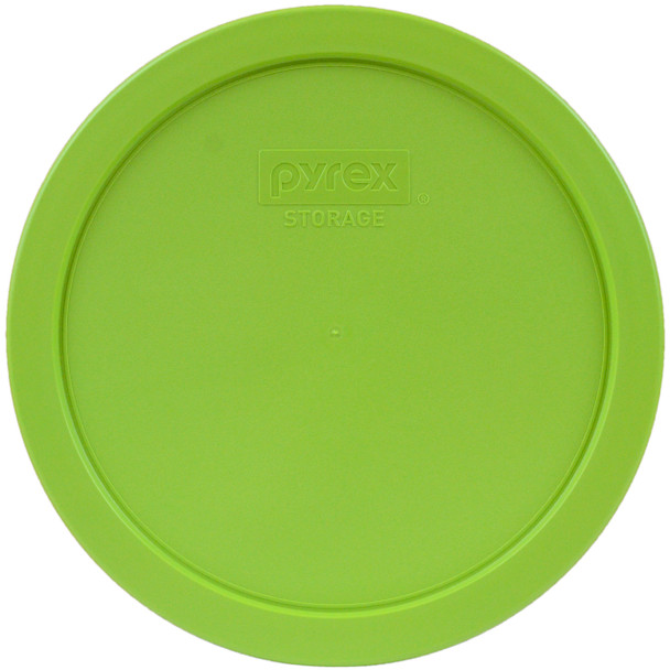 Pyrex 7402-PC Green Edamame Round Plastic Replacement Lid Cover