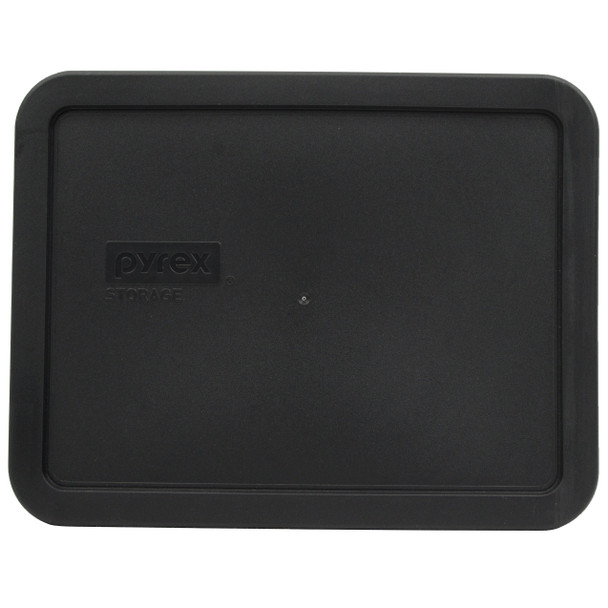 Pyrex 7211-PC Black Rectangle Food Storage Replacement lid Cover