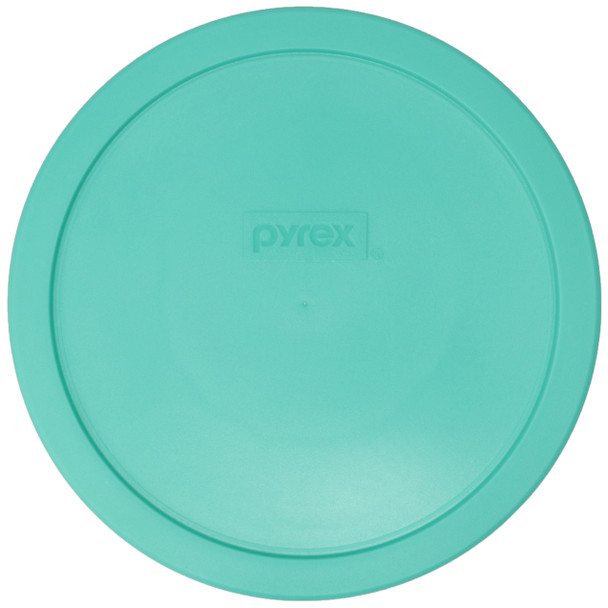 Pyrex 7402-PC Light Green Round Plastic Food Storage Replacement Lid Cover