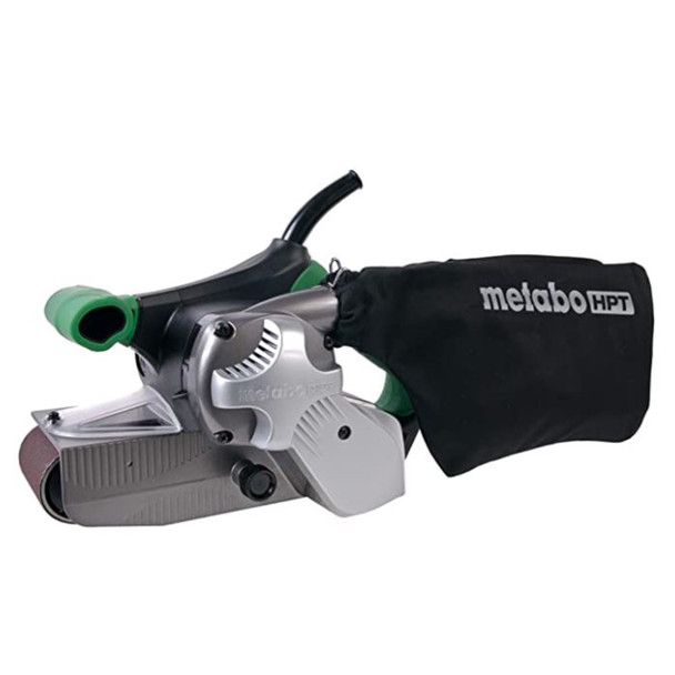 Metabo HPT SB8V2M 9.0-Amp Variable Speed Corded Belt Sander with Trigger Lock