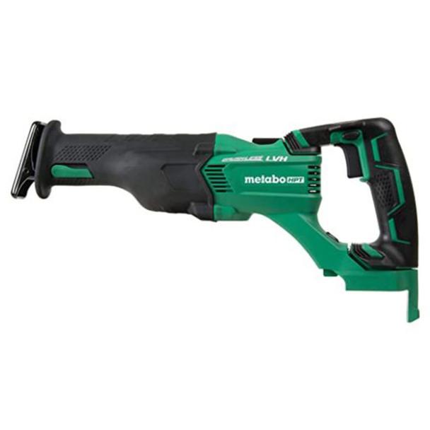 Metabo HPT CR18DBLQ4 18V Brushless Cordless Variable Speed Reciprocating Saw