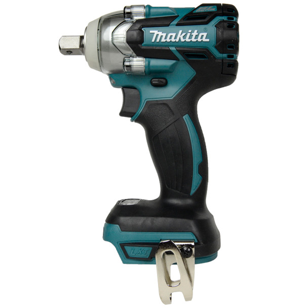 Makita XWT11 18V LXT Brushless 3-Speed 1/2 in Square Drive Impact Wrench, Tool Only