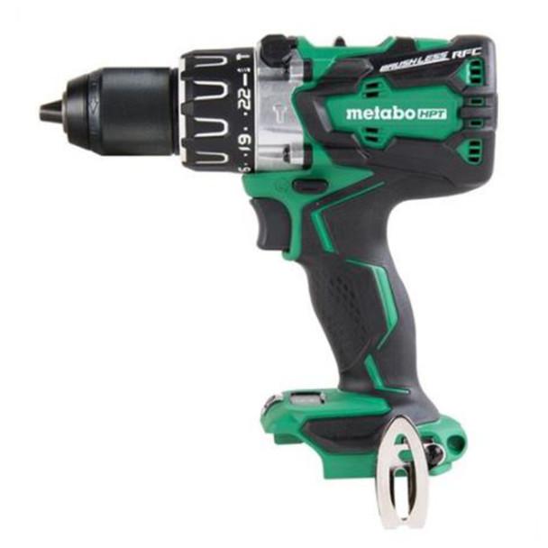 Metabo HPT/Hitachi DV18DBL2Q4 18V Lithium-Ion Brushless Hammer Drill - Tool Only
