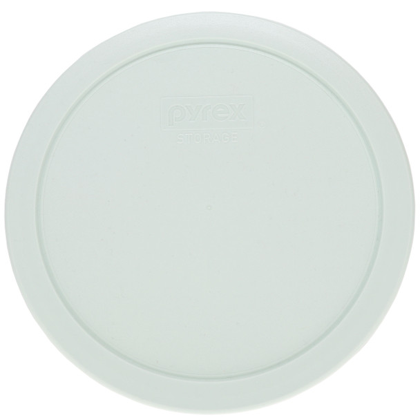 Pyrex 7402-PC Sage Green Round Plastic Food Storage Replacement Lid Cover