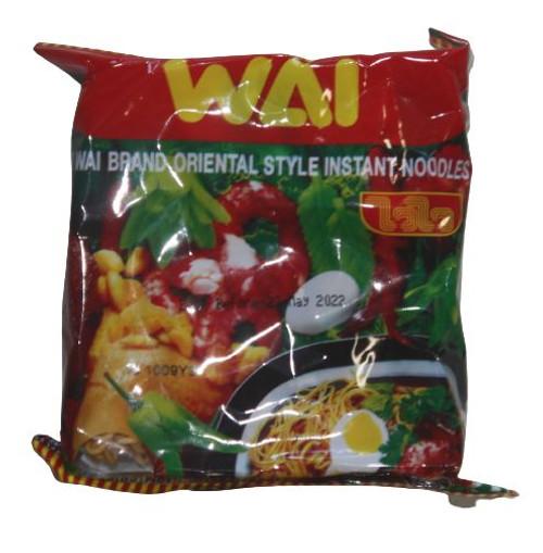 WAI WAI ORIGINAL BAG 60G