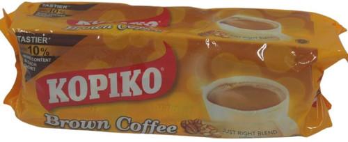 KOPIKO COFFEE BROWN SUGAR 30X27.5G