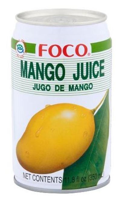 FOCO MANGO JUICE 250ML