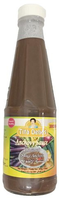 TITA DELY ANCHOVY SAUCE 340G