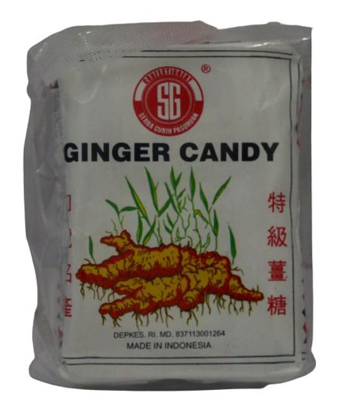 GINGER CANDY 60G