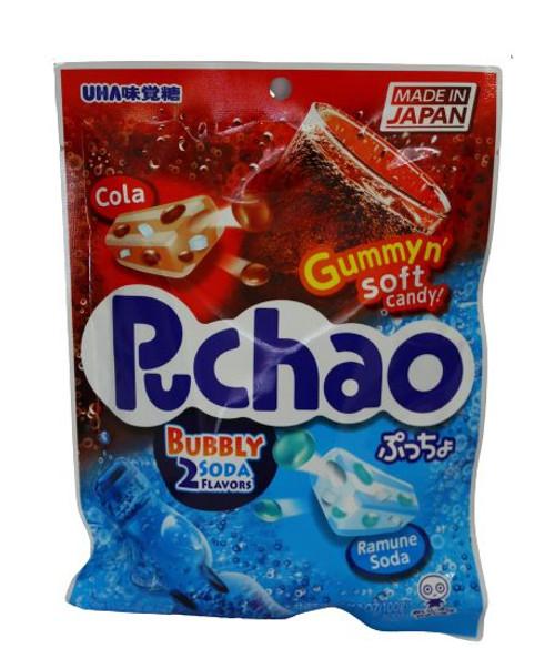 UHA Puchao Soda 100g