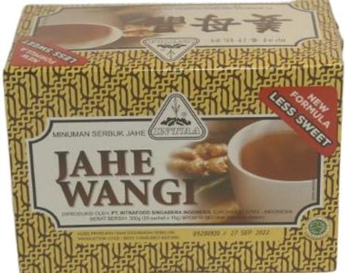 JAHE WANGI INSTANT GINGER TEA 15GX20