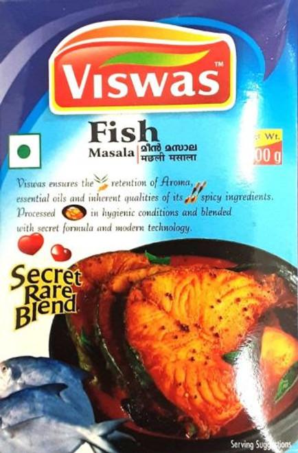 VISWAS FISH MASALA 200G