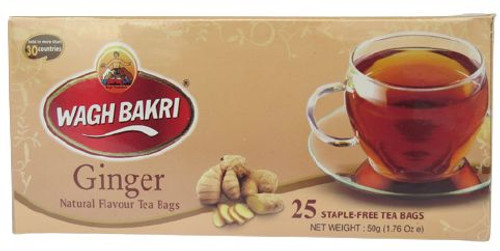 Wagh Bakri ginger Tea 50g