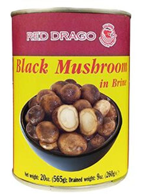RED DRAGON BLACK MUSHROOM 565G