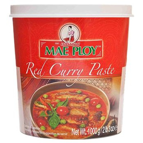 MAEPLOY RED CURRY PASTE 1KG