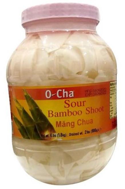 O-CHA SOUR BAMBOO SHOOT 907G
