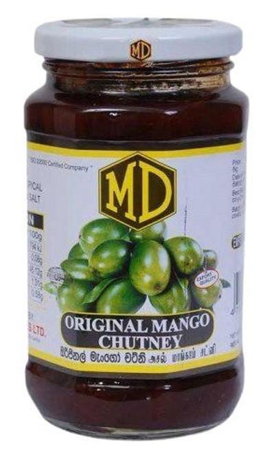 MD MANGO CHUTNEY ORIGINAL 460G