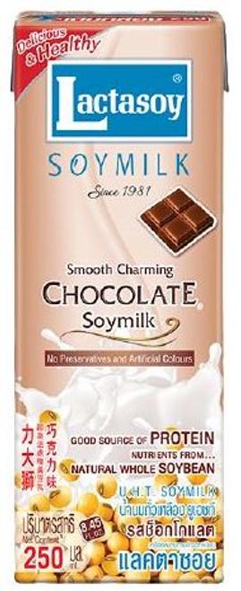 LACTASOY CHOCOLATE 250ML