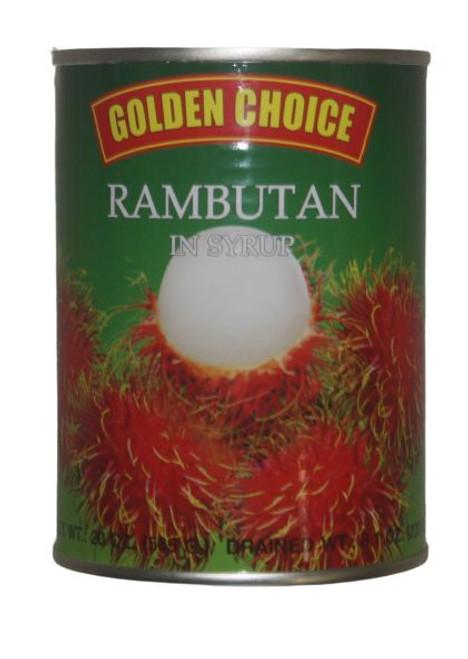GOLDEN CHOICE RAMBUTAN IN SYRUP 565G