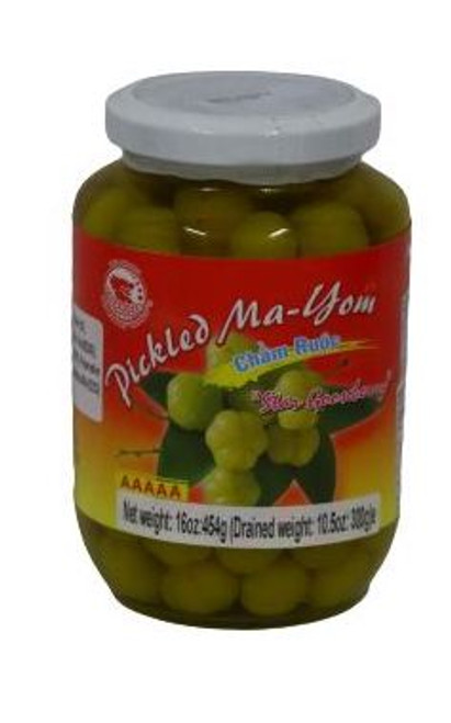 RED DRAGO PICKLED MA-YOM 454G