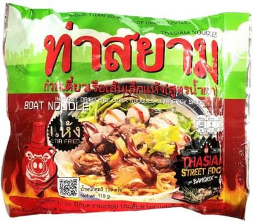 THASIAM RICE STICK SPICY SAUCE 119G