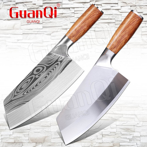 HQ LASER CHEF KNIFE CLEVER