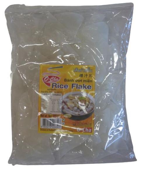O-CHA RICE FLAKE 227G