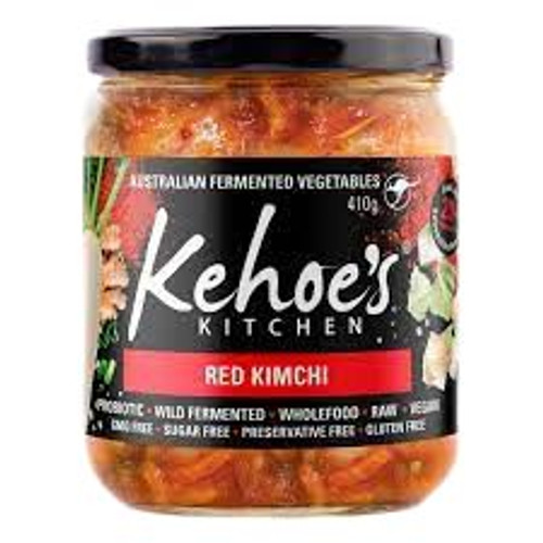 KEHOES RED KIMCHI JAR 410G