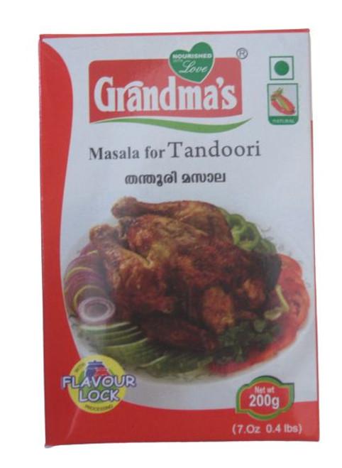 GRANDMA'S TANDOORI MASALA 200G